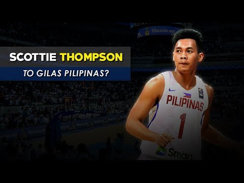 Scottie Thompson to Gilas Pilipinas?  Points? Rebounds? Assists? Walang Problema