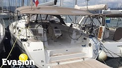 Visite voilier Bavaria Cruiser 51 - Vente et location avec Evasion Yachting (83)