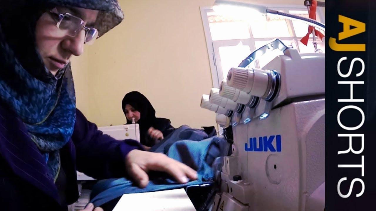 syrian seamstresses send help home aj shorts youtube. Black Bedroom Furniture Sets. Home Design Ideas