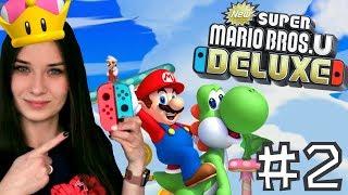 ⭐️ Metoda BĄBELKOWA! | New Super Mario Bros.U Deluxe #2