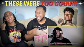 "Azerrz ""Hit Rap Songs in Voice Impressions! SICKO MODE, Mo Bamba, Bleed it) REACTION!!"