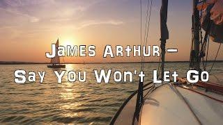 James Arthur - Say You Won't Let Go [Acoustic Cover.Lyrics.Karaoke]