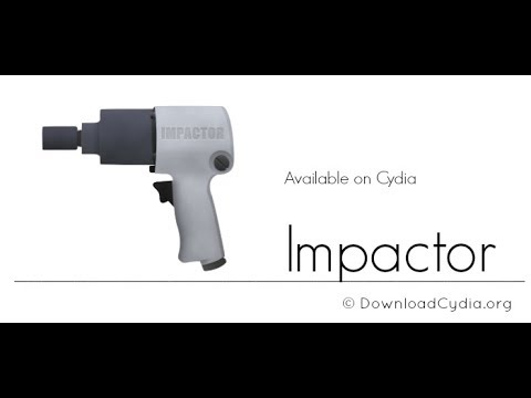 Cydia Impactor 0 9 44 Update For Side-Load IPA's