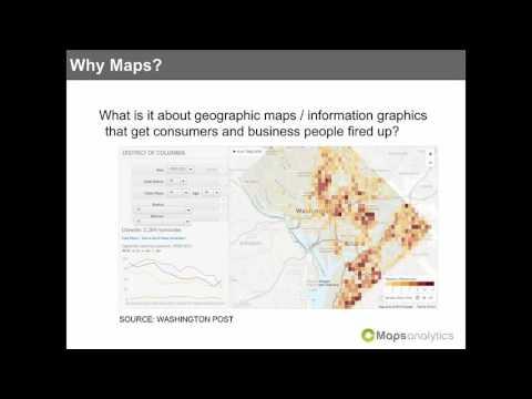 Visual Storytelling using Maps with Alberto Cairo
