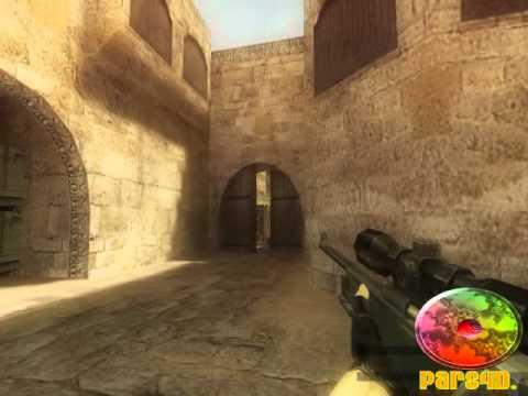 Pars4D Reflex shot AWP.