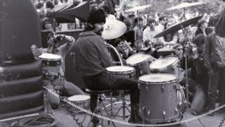 Grateful Dead 5-3-68 Low Library Plaza Columbia University, NYC