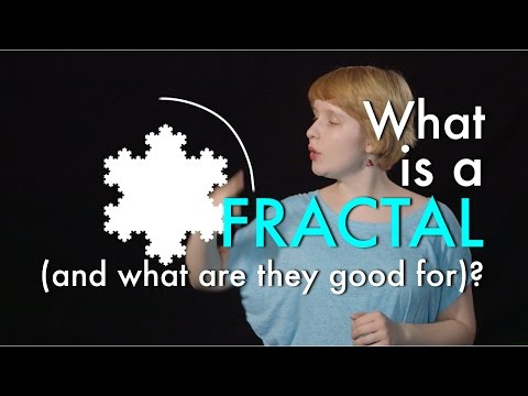 What Is A Fractal (and what are they good for)?