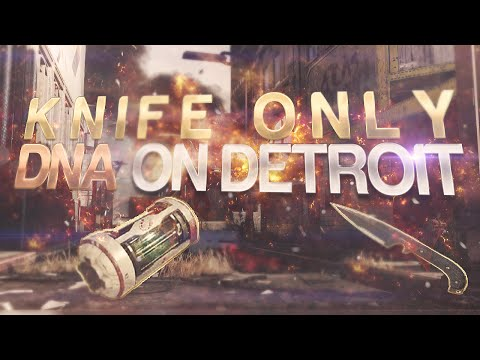 "AW: *SOLO* ""KNIFE ONLY DNA BOMB"" - Designer Recruitment!"
