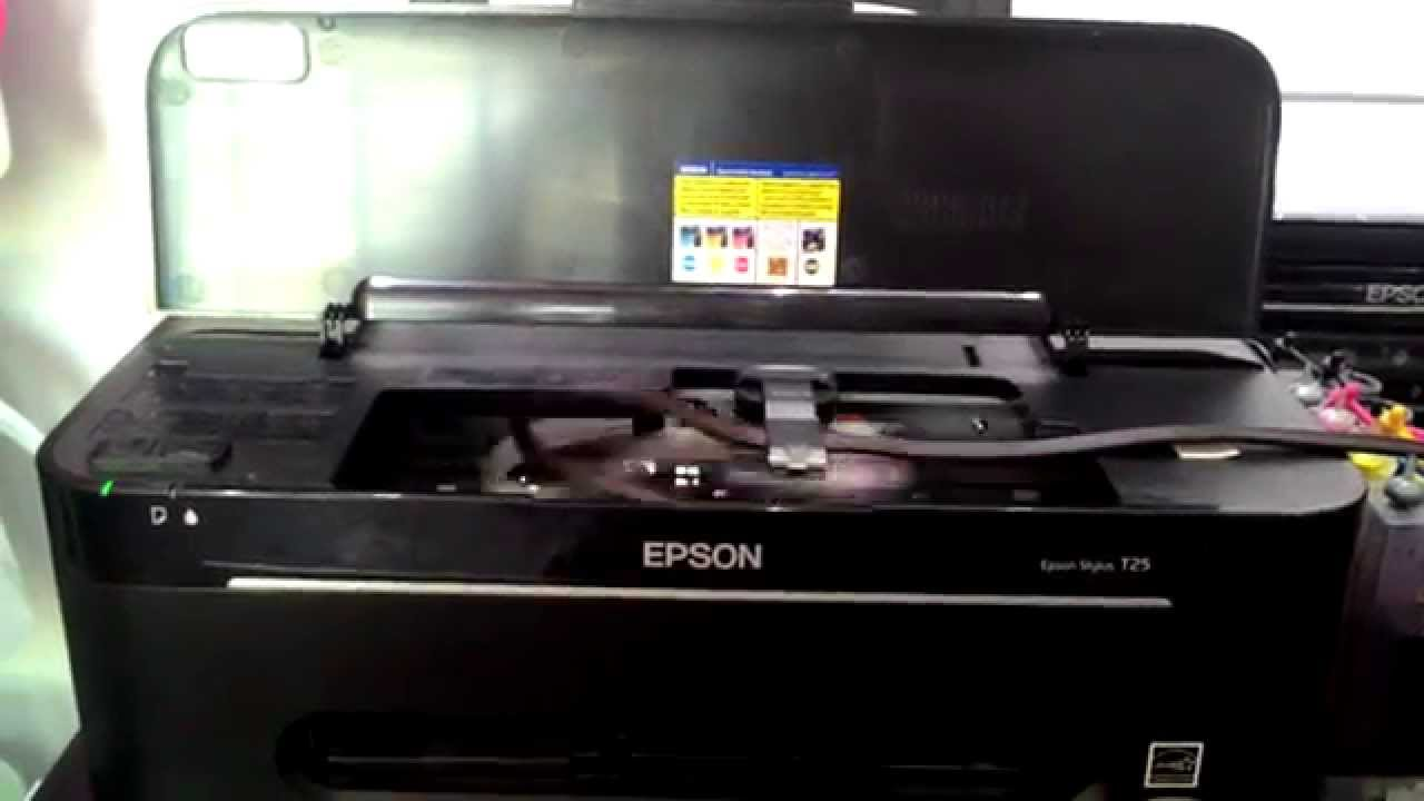 EPSON STYLUS T25 DRIVERS (2019)
