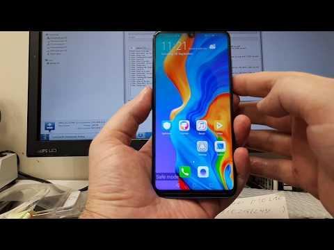 FRP! Huawei P30 Lite MAR-LX1A EMUI 9.1.0 Сброс аккаунта.