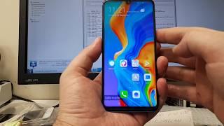 FRP Huawei P30 lite MAR-LX1A EMUI 9.1.0 Сброс аккаунта.