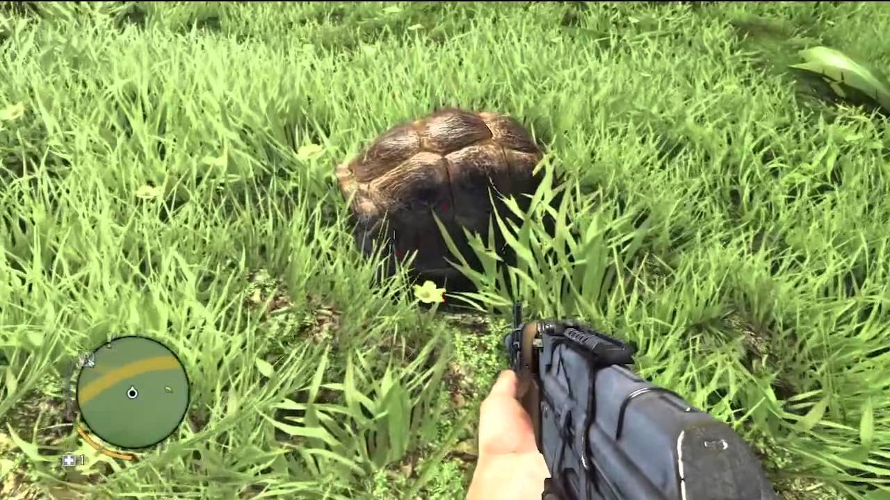 Far Cry 3: The Only Animal I Can't Kill