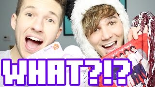 CONDOMS IN THE MAIL?!