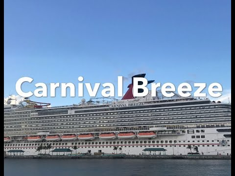 Soul Searching in the  Bahamas | Carnival Breeze