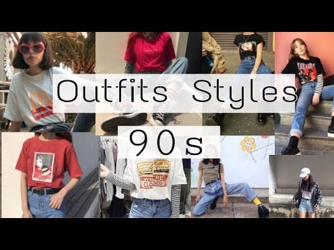 Outfits Styles 80s 90s Tumblr – outfits estilos 80s 90s