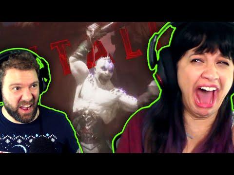 Mortal Kombat 11 | LISSY'S BRUTALITY CHALLENGE - Part 1 |