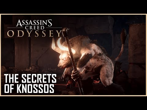 Assassin's Creed Odyssey: The Secrets of Knossos Uncovered | Ubisoft [NA] thumbnail