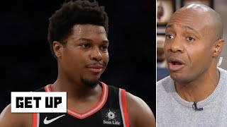 Warriors investor should have received lifetime ban for pushing Kyle Lowry – Jay Williams | Get Up