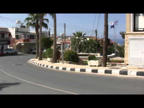 Peyia village, Cyprus