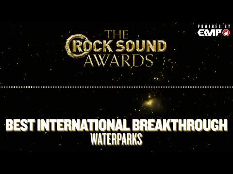 Rock Sound Awards Powered By EMP: Best International Breakthrough - Waterparks Mp3