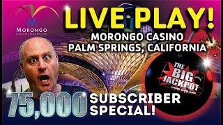 ➡️➡️ 🔴 Live Morongo Casino High Limit Slot Play 🎰⬅️⬅️