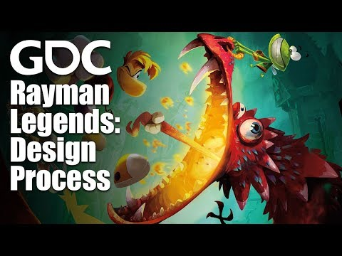 Rayman Legends: The Design Process Within the UbiArt Framework
