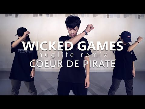 Wicked Games - Coeur De Pirate(huglife Remix) / Choreography. AD LIB