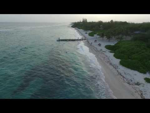 grand cayman spots beach