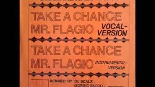 Mr. Flagio -- Take A Chance (1983)  Instrumental Version