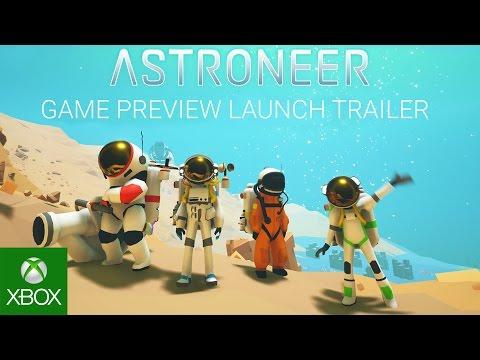 Astroneer получила поддержку кросс-платформенного мультиплеера