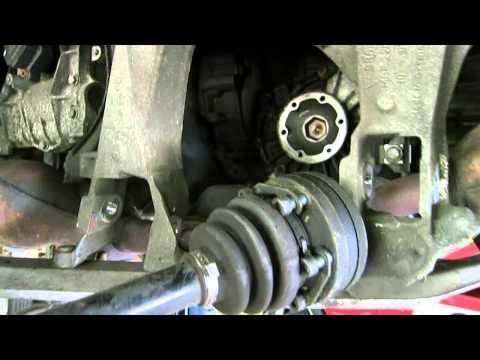 Changing struts/shocks on a Porsche Boxster