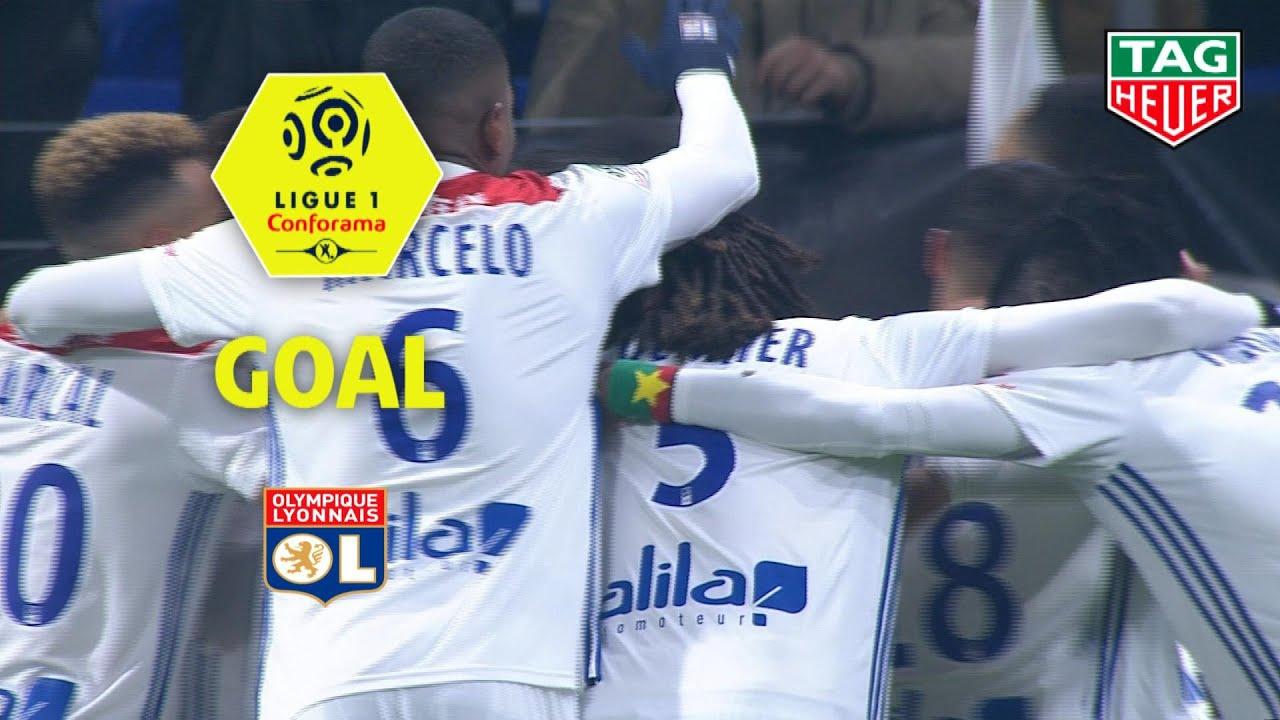 Goal Ferland MENDY (59') / Olympique Lyonnais - AS Monaco (3-0) (OL-ASM) / 2018-19