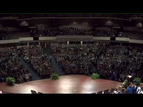 Trinity Valley School Commencement Spring 2019