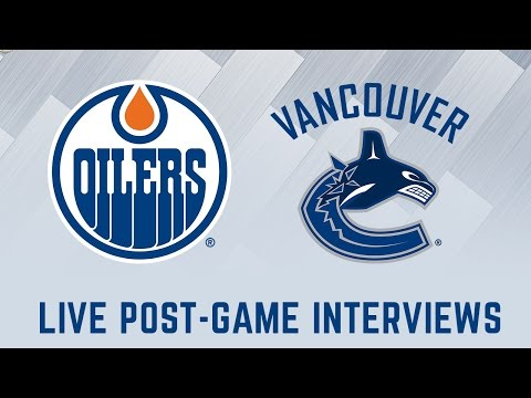 ARCHIVE | Post-Game Interviews vs. Vancouver