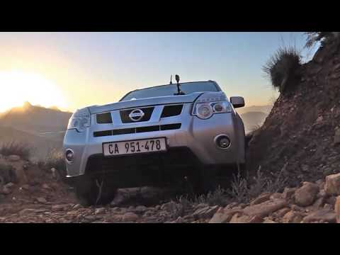 New Nissan X-trail Vs Old X-trail Vs Land Rover Freelander Off-road (S4 E2)