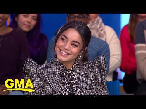 Vanessa Hudgens on the time she hung out with Snoop Dogg l GMA