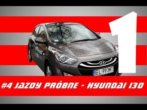 4 Jazdy prbne Test Hyundai i30
