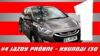 #4 Jazdy próbne - Test Hyundai i30