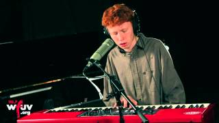 "King Krule - ""Cementality"" (Live at WFUV)"