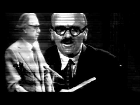 Marshall McLuhan 1967 Open Mind Surgery - Full lecture - Fordham University Taps #3