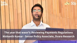 The year that wasn't: Reviewing Payments Regulations