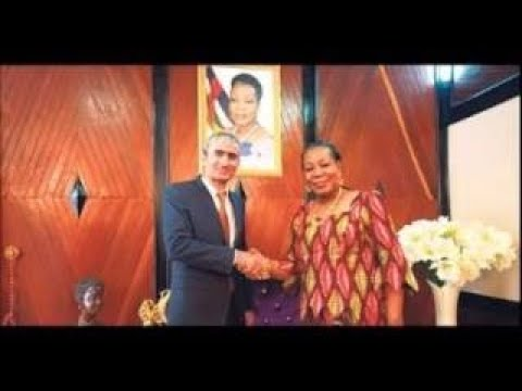 Secretary Kerry Welcomes C.A.R. Transitional President Samba Panza BANGUIWOOD TV est la pl