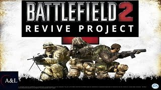 BattleField 2 - Revive Project - Gameplay [4K]