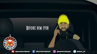 Spragga Benz Ft. Jahazeil Myrie - At My Door [Official Animated Video]