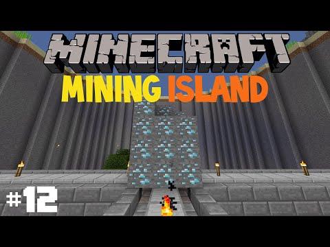 Mining Island - #12 : Diamanten Mining