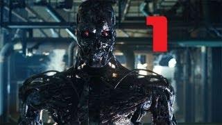 Прохождение Terminator Salvation Часть 1 Теряя надежду