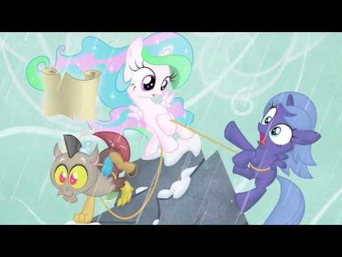 Cute Little Sister Wallpaper Celestia Luna And The History Of Equestria A Response