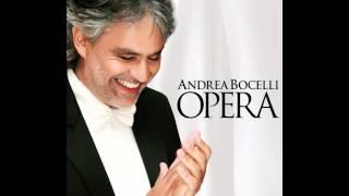 """Andrea Bocelli - Guide to Opera - Les pêcheurs de perles - """"Au fond du temple saint"""""""