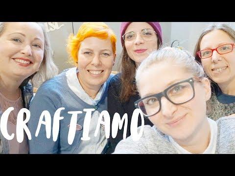 Craftiamo Milano #1 - Social per creative - una domenica con Cotton Friday!