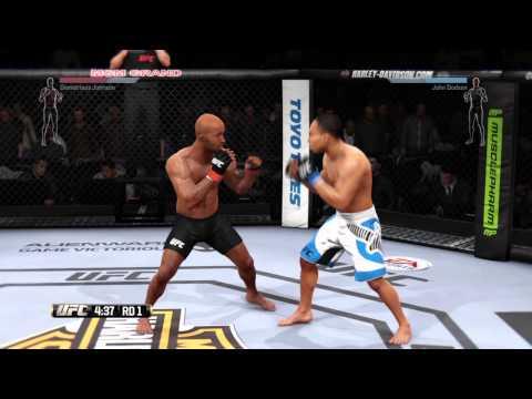 UFC Johnson vs Dodson